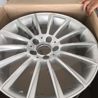 Mercedes design sport rim NEW