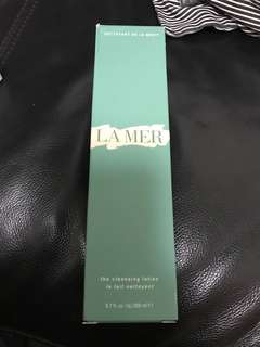 100% Real & New La Mer Cleansing Lotion 200ml