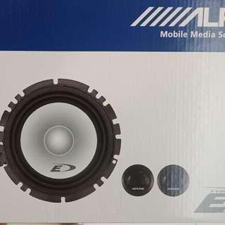 Alpine SXE-1750S component speaker