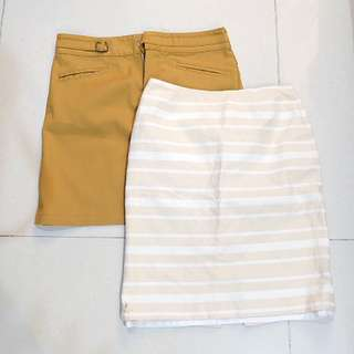 Bundle: Assorted Skirts