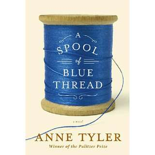 (Ebook) Anne Tyler - A Spool of Blue Thread
