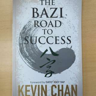 The bazi road to success by kevin chan