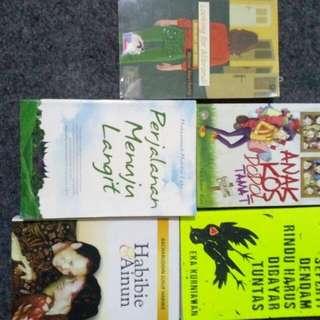 5 novel bestseller take all semua rame
