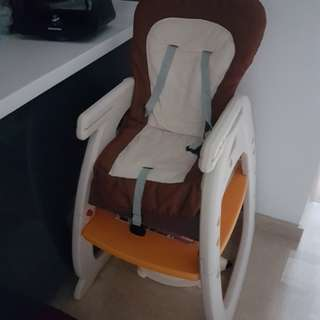 3 in 1 kids high chair