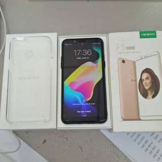 Oppo F5 youth..Sell@Swap