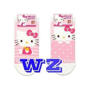 🚚 韓國襪子 正版kitty 短襪