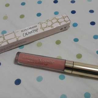 ILOVESARAHII x COLOURPOP Ultra Glossy Lip