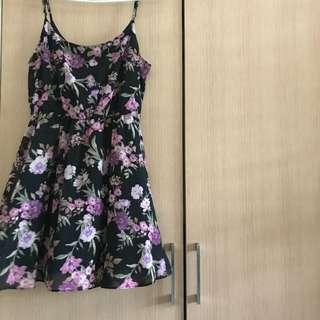 Floral dress | F21