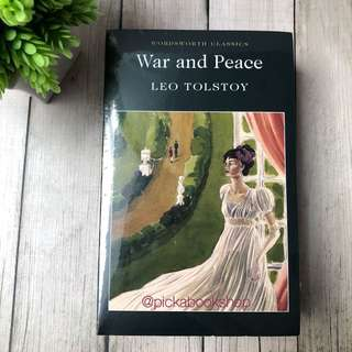 War & Peace - Leo Tolstoy