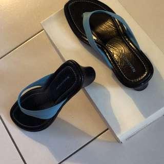 全新Naturalizer夾腳涼鞋 (美6.5號)