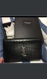 Authentic Saint Laurent Crossbody Bag