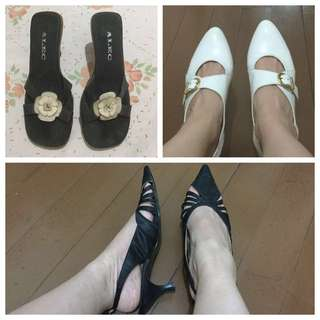 REPRICED Take 2 Shoes for 250