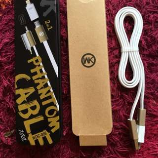 Cable original MK 2in1