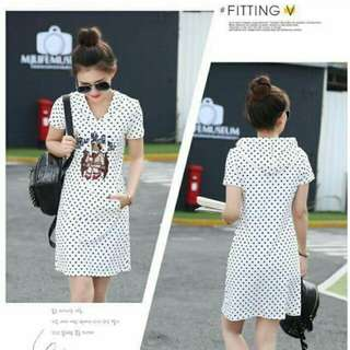 korean.dress fit to large