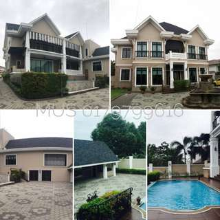 2-Storey Luxury Bungalow, Country Heights Kajang