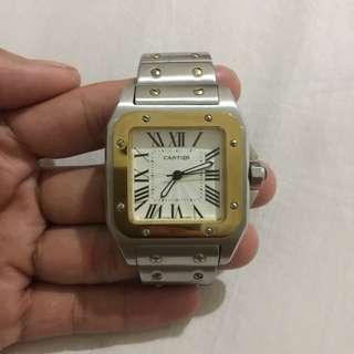 Cartier Santos 100 (Replica)