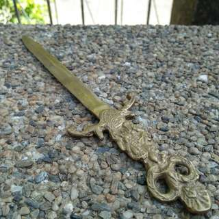 Old Antique Vintage Letter Opener