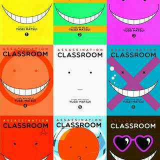 Assassination Classroom (ENG)