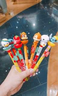 日本 卡通造型筆