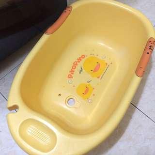黃色小鴨浴盆