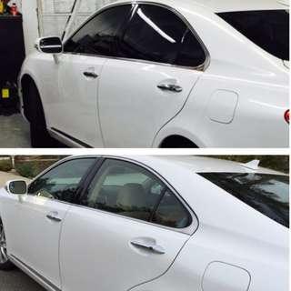solar Films - Car Window Tinting @car service