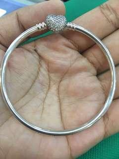 Pandora bangles and bracelets
