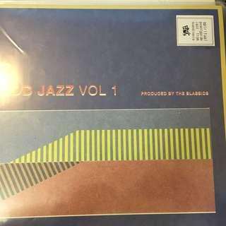 Odd Jazz Vol 1 by the Blassics LP