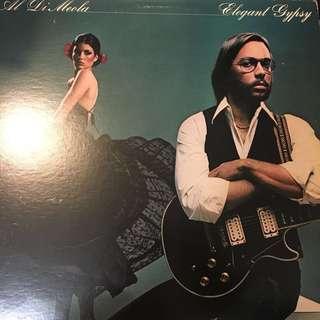 Al di Meola Elegant Gypsy LP