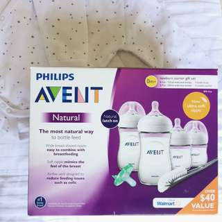 Avent Natural (from USA) cheaper than Mall&online price