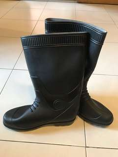 Industrial Rubber Boots
