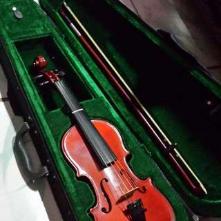 Craftsman violin