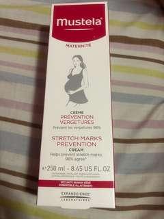 Mustela Stretch Marks Prevention Cream 250ml