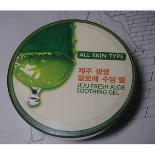 Jeju Fresh Aloe Soothing Gel Beauty-K