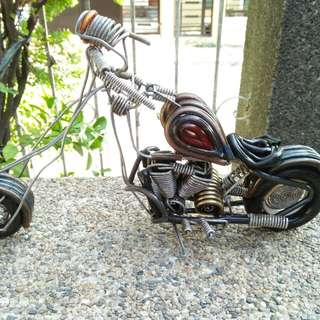 "Handmade ""Harley Davidson"" Scale Model/Replica"