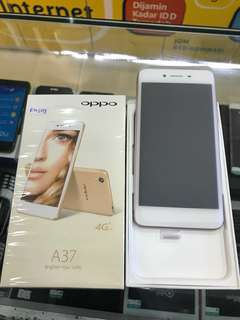 Oppo A37 rose gold new