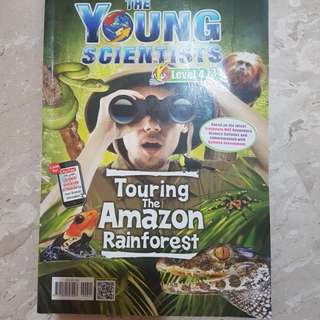Young Scientist Level 4