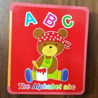 Mini ABC Book (New)