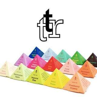 Tea Pyramid Gift (doorgift)