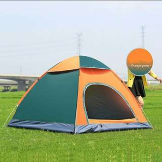 200×145×105cm Camping Outdoor Camp Tent
