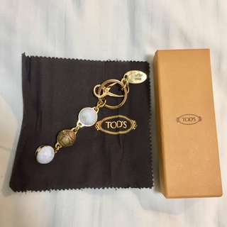Tods keychain 鎖匙扣