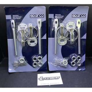 SPARCO hood lock or bonnet lock