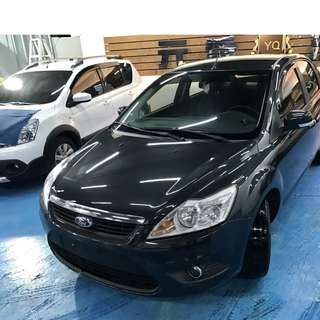2012年 Focus 1.8 四門汽油版 19.8萬~~  非自受 一手 女用車