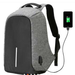 anti theft backpack bag