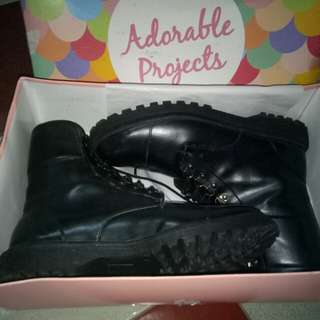 Adorable Projects Boots