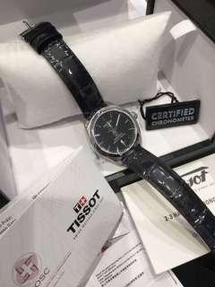 瑞士天梳天文台認證女錶