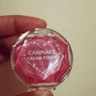 Canmake Cream Cheek (blush)