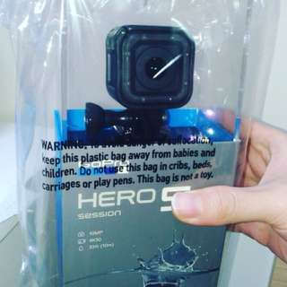 【for rent】GoPro Hero5 session出租📷賣場最便宜