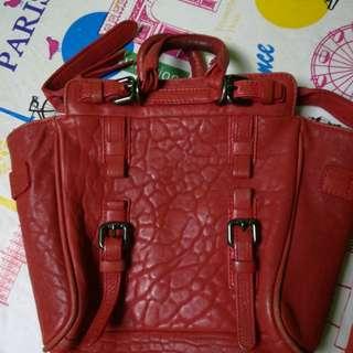 Leather handbags (Paris)