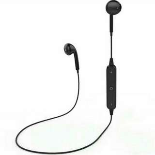 Sports Bluetooth Earphones with Mic