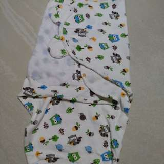 Good-As-New Summer Swaddle Me Baby Wrap